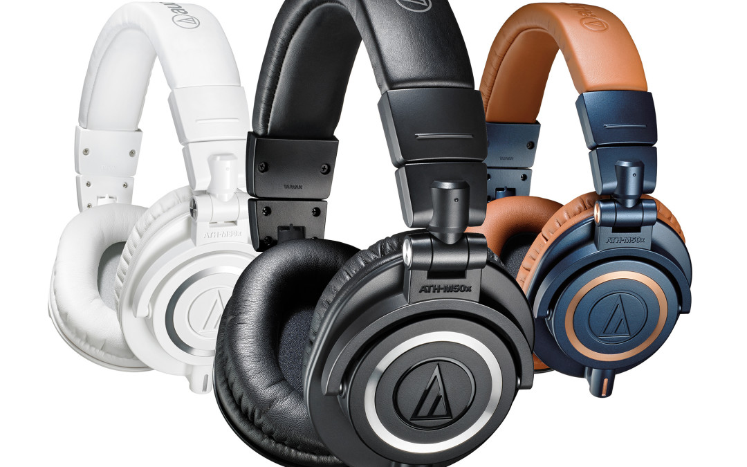 Audio Technica ATH-M50x Review and Overview