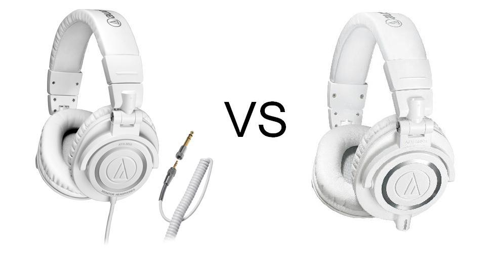 ATH-M50X vs M50 – Which One To Buy?